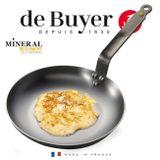 Oceľová panvica na omeletu 24 cm de Buyer Mineral B