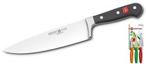 Kuchársky nôž 20 cm Wüsthof Classic + sada nožov zadarmo