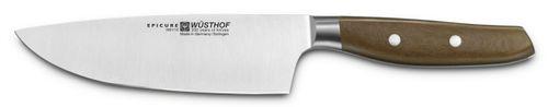 Kuchársky nôž 16 cm Wüsthof Epicure s polovičnou hlavou