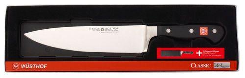 Kuchársky nôž 20 cm Wüsthof Classic + ochrana čepele zdarma