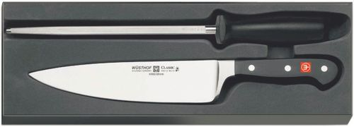 Kuchársky nôž 20 cm Wüsthof Classic + ocieľka zdarma