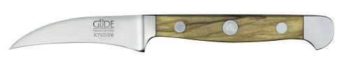 Lúpací nôž 6 cm Güde Alpha Olive
