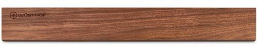 Magnetická lišta na nože orechová 50 cm Wüsthof