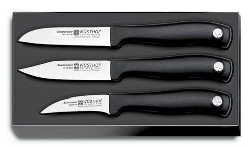 Sada 3 nožov na zeleninu Wüsthof Silverpoint