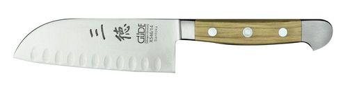 Santoku nôž 14 cm Güde Alpha Olive