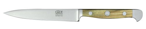 Špikovací nôž 13 cm Güde Alpha Olive