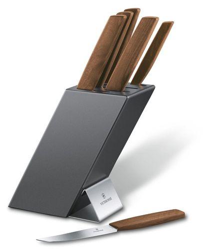 Sada nožov v stojane 6-dielna Victorinox Swiss Modern