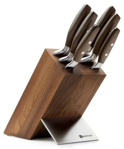 Sada nožov v stojane 6-dielna Wüsthof Epicure